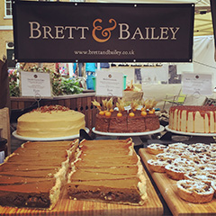 Brett & Bailey join Richmond Artisan Market