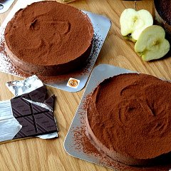 Chocolate tortes